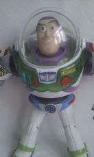 Adorable Rare Big Toy Story Talking 'Buzz Lightyear' Utility Belt Collectable Action Toy